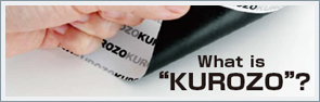 "What is ""KUROZO""?"