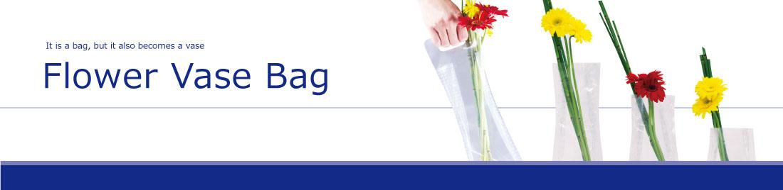 Flower Vase Bag