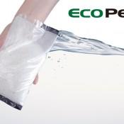 """水に溶ける高機能袋""""ECO-PEEL(エコピール)"""""""