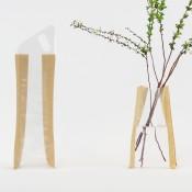 フラワーベースバッグ / Flower Vase Bag[AQUA in/アクア・イン]